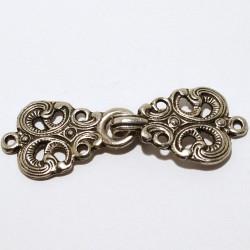 Spänne Tora, antik silver