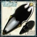 Elven 2nd. Ed. Elven Shield 115x45 - Svart