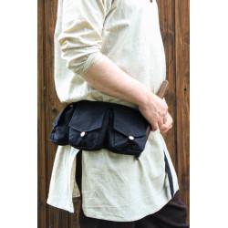 3 väskor på bälte