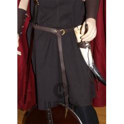 Vikingatida läderbälte