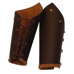 RFB Armskenor läder
