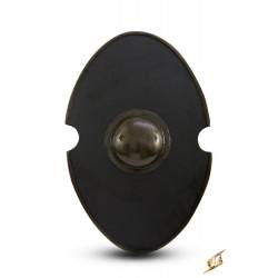 Elliptical Shield - 70x45 cm