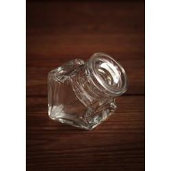 Bläckhorn av glas