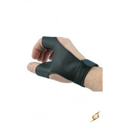 Handske för bågskytte