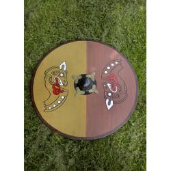 Rundsköld Viking - 91 cm