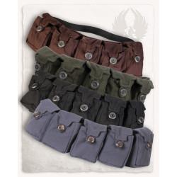 5 väskor på bälte Borchard