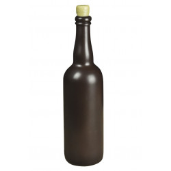 Friar Tuck, the Brown bottle