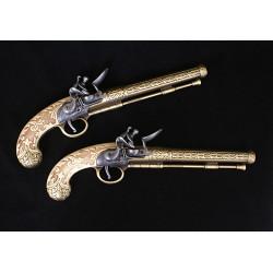 Flintlåspistoler...