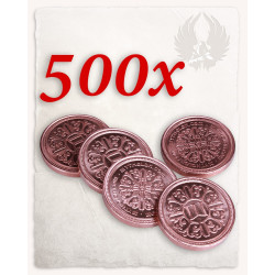 Mynt - 500 st