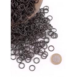 Svärtade Ringar 9 mm - 3 kg