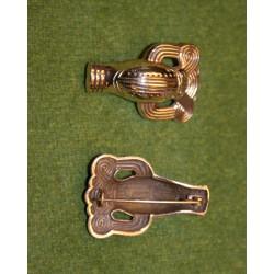 Bronsbrosch Vikingakräfta