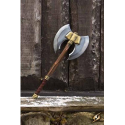 Doubleheaded Battle Axe -...