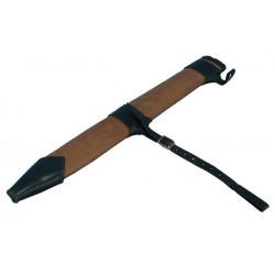 Svärdsskida Medium - 72 cm - Brun