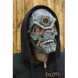 Metal Skull Trophy Mask