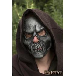 Skull Trophy Mask - Silver