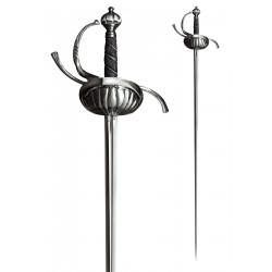 Värja Ribbed Shell - 128 cm