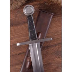 Medeltida svärd med skida -...