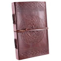 Läderbok Keltisk