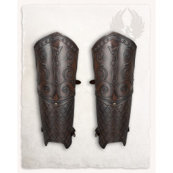 Gawain Benskenor Läder