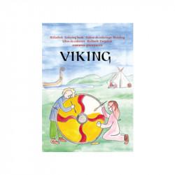 Målarbok Viking